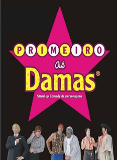 Primeiro as Damas 2  DVDRip AVI + RMVB Nacional
