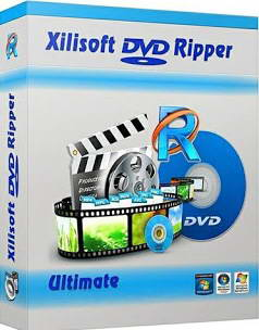 Xilisoft DVD Ripper Ultimate v7.7.2