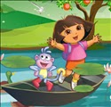 Dora's Little Pond Decor