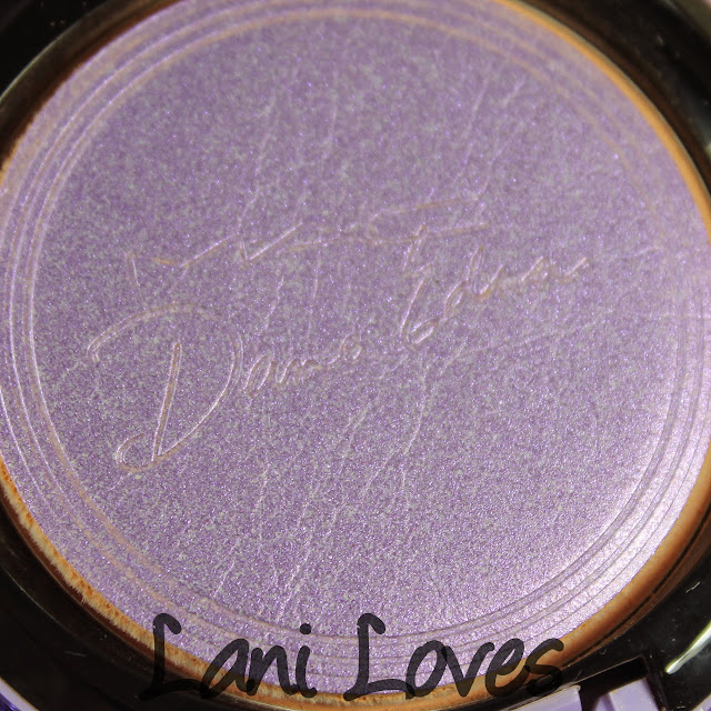 MAC Monday: Dame Edna - What A Dame! High-Light Powder Swatches & Review