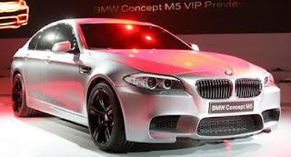 2012 BMW M5 Concept