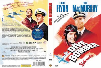 Dive Bomber (1941) (Bombarderos en picado)