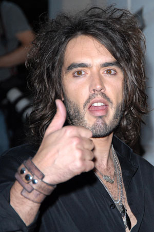 russell brand. Russell Brand #39;Deported From
