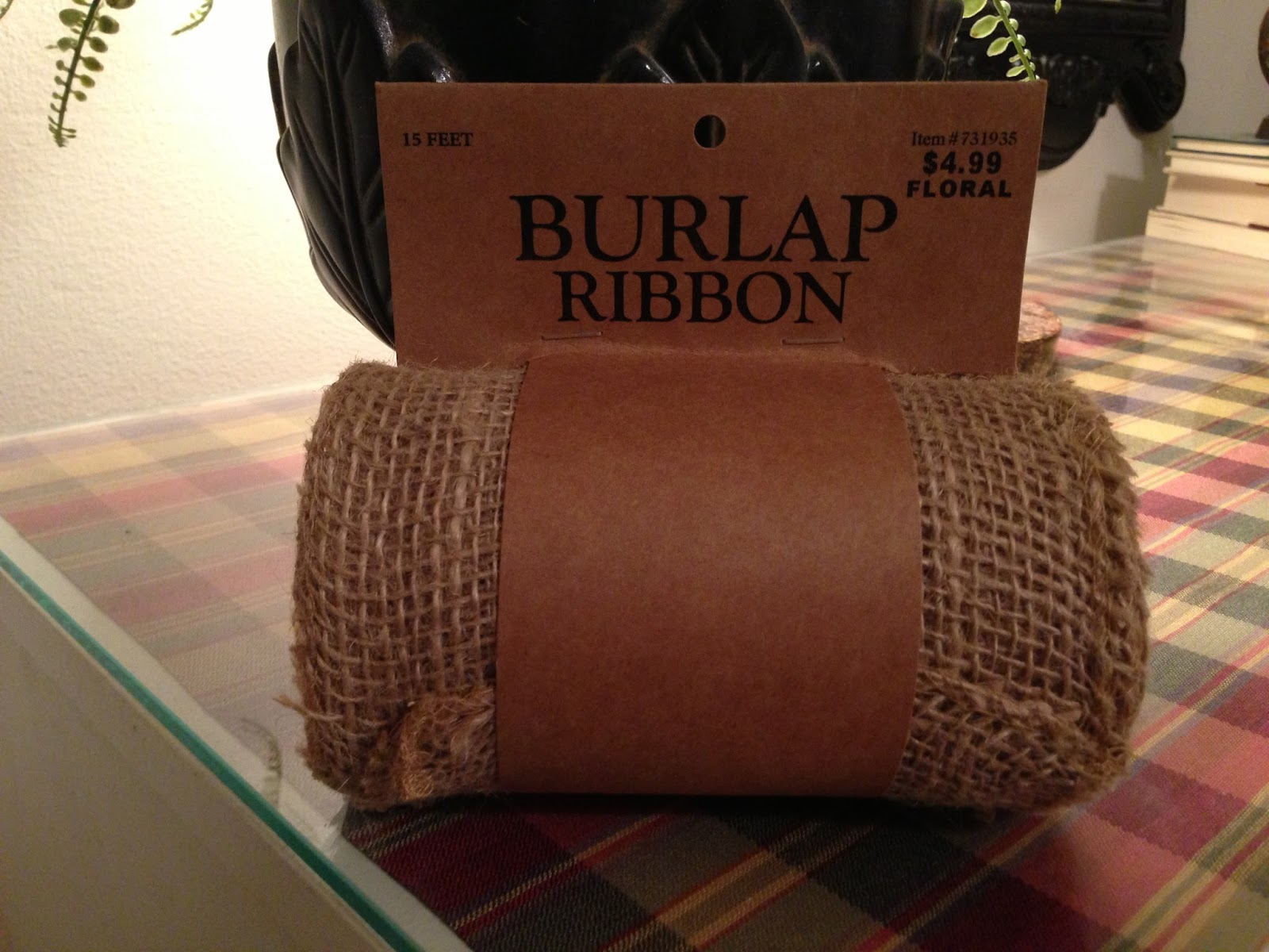 i used 5 rolls of non wire burlap i got from hobby lobby the wire wreath frame i used was 18 inches wide dont forget to check hobby lobbys - Wire Wreath Frame Hobby Lobby
