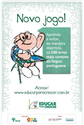 Jogos - Sem erros de Português