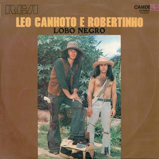 L�o Canhoto e Robertinho - Lobo Negro Vol.05