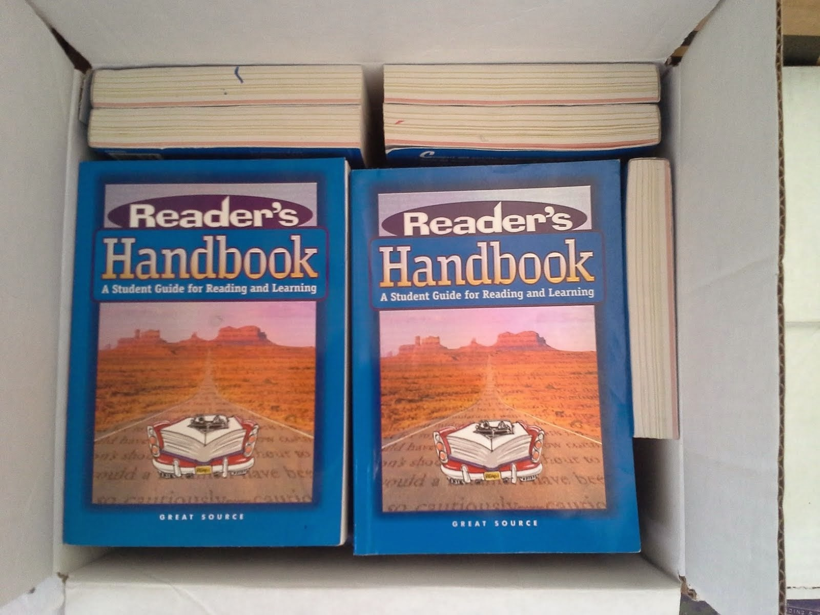 Reader's Handbooks