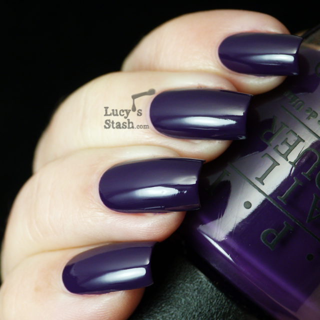 Lucy's Stash - OPI Vant to Bite My Neck?