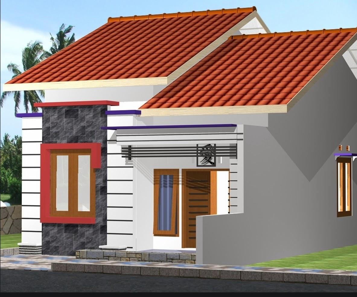 Gambar Desain Rumah Sederhana Minimalis 1 Lantai