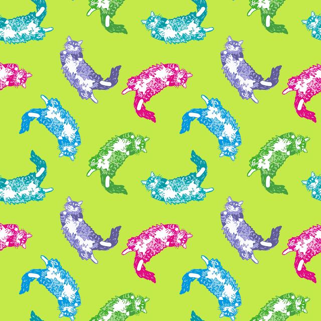 cat maine coon ramona 365patterns pattern meow