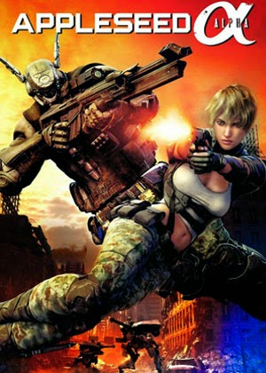 Appleseed Alpha (2012)