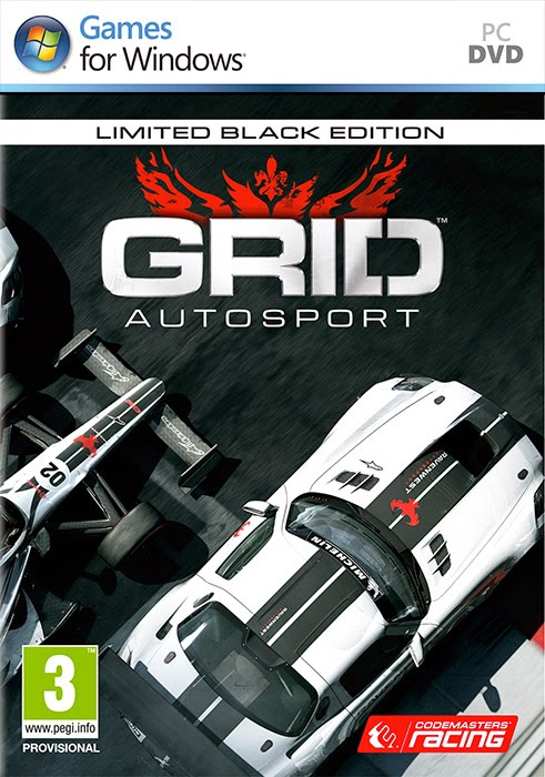 Grid Autosport PC Game release