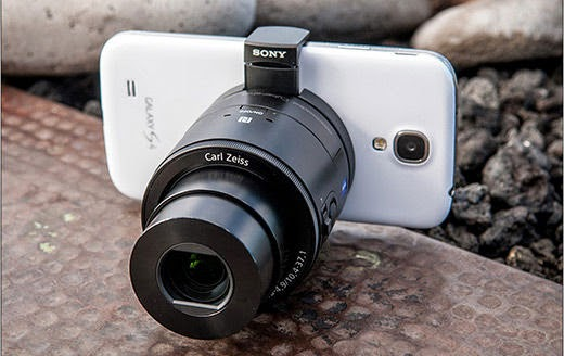 Sony Siapkan Lensa QX Camera Baru dengan 30x Zoom?