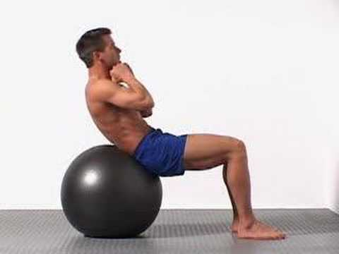 Doing Crunches At Home To Exercise Your Abs Building