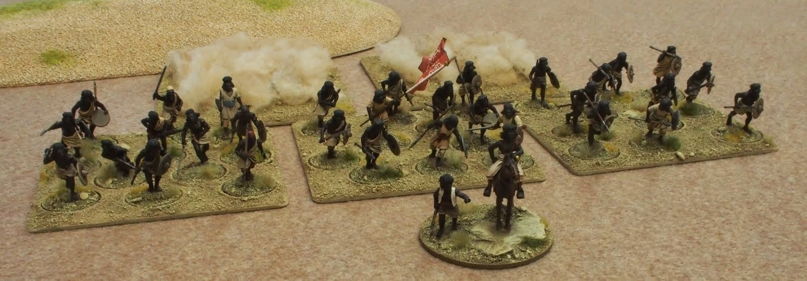 military resume examples infantry%0A     to bring firepower to bear  the British form a line with speed and  precision  The guns sit centrally  the line anchored by the Bombay infantry  and KRRC
