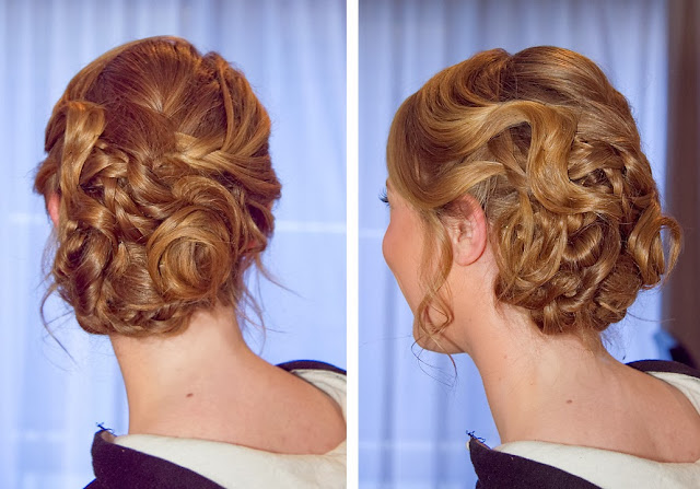 Beautiful Wedding Hair Styles with Braids
