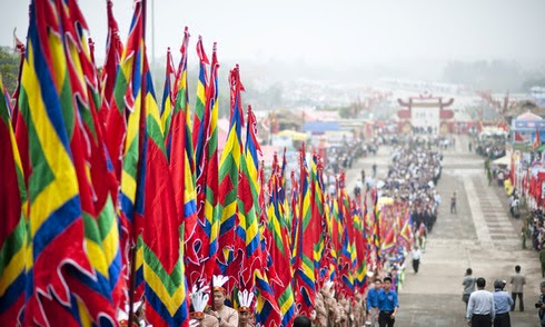 Hung Kings' Temple Festival