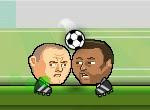 لعبة كرة قدم (الرأس)
