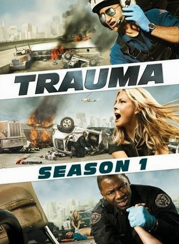 Trauma TV Series 2009–2010 Greek Subs