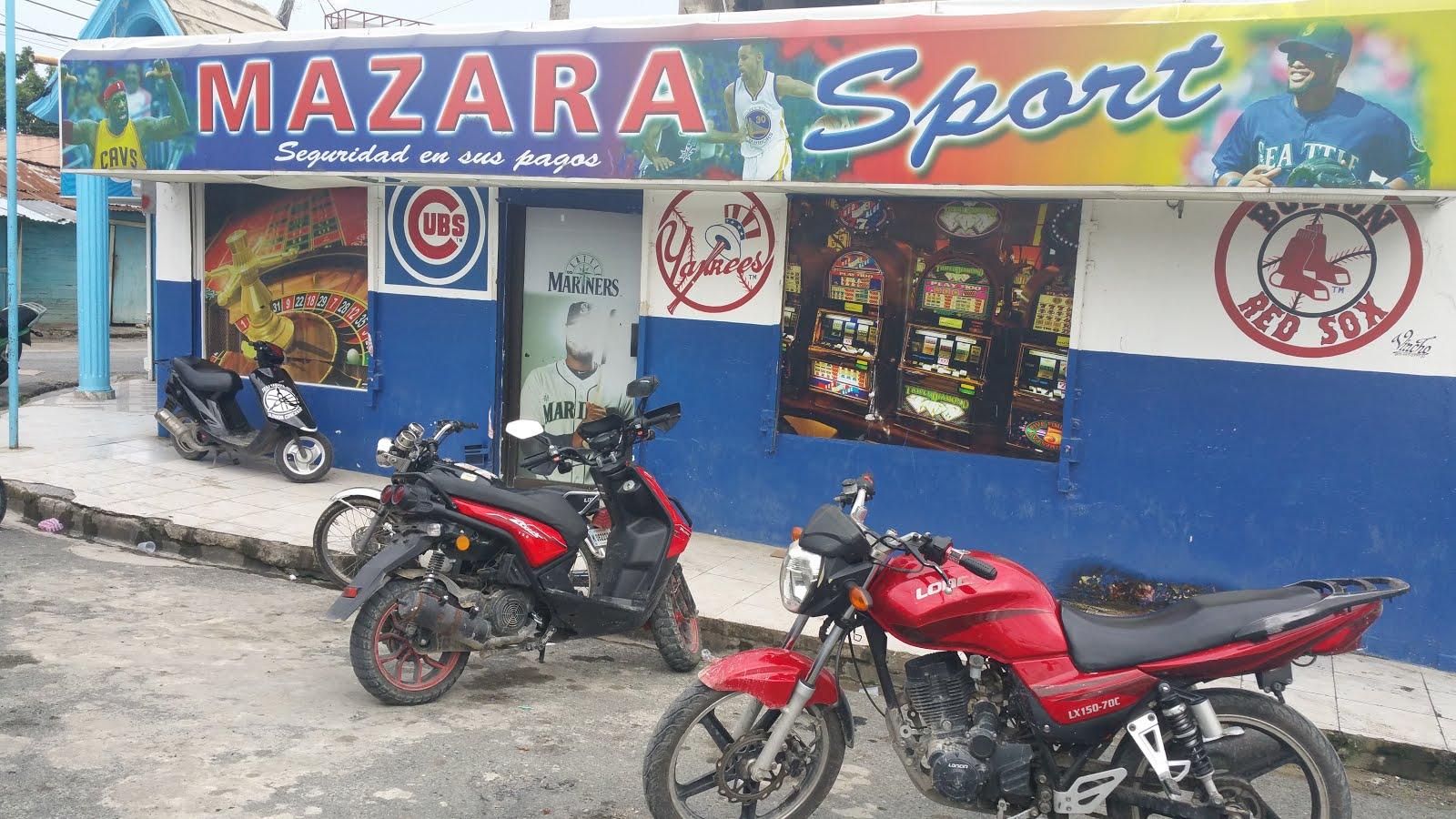 Mazara Sport La Más Grande Y Completa De San Pedro De Macorís.