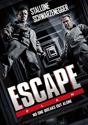 Escape Plan large movie poster malaysia
