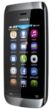 Nokia Asha 310 Dual Sim Wi-Fi Phone