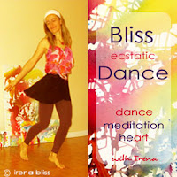 Bliss heArt Dance copyright Irena Bliss