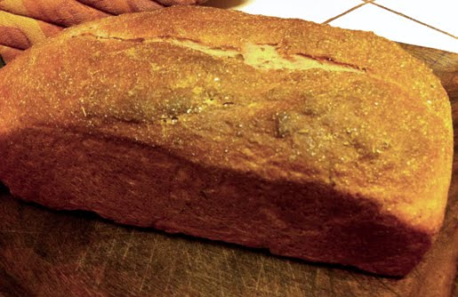 Feeding My Enthusiasms: A Northern Rye Bread from the Babes