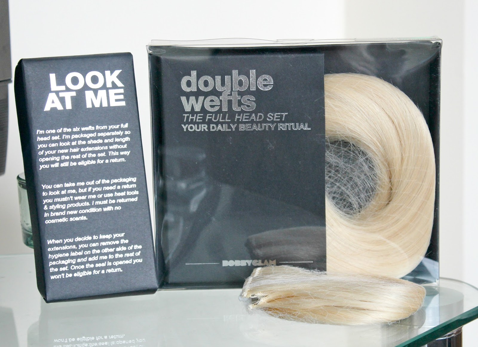 Double Weft Hair Extensions Review 15