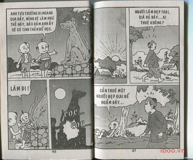 Truyện tranh Trạng Quỷnh Tập 200 trang 23