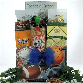 Sports Giftbasket