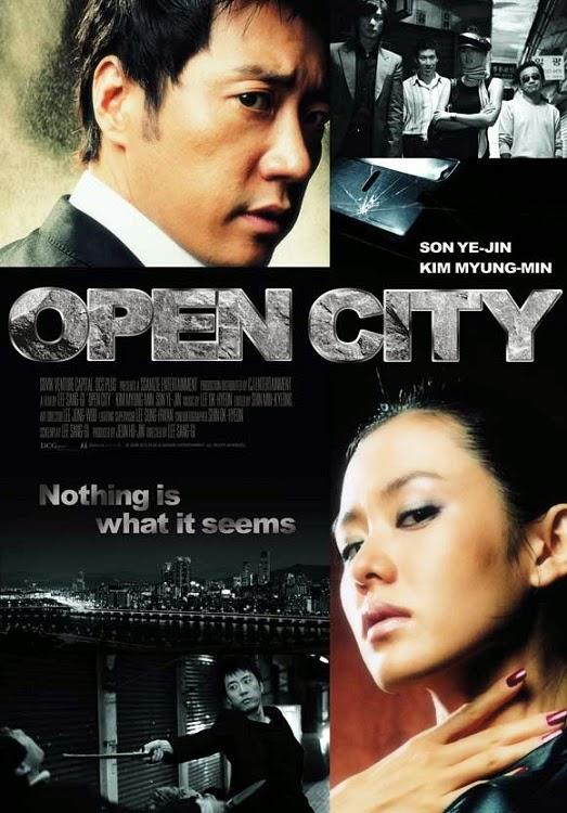 Phim Phiêu Lưu - Hành Động Thành Phố Tội Ác - Open City - 2008