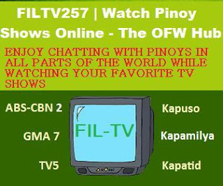 WATCH PINOY TV ONLINE