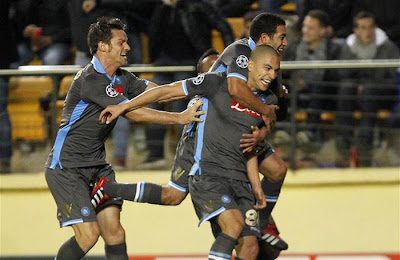 Villarreal 0 - 2 Napoli (1)