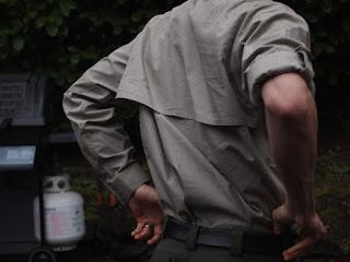 5.11 Tactical Shirt Detail
