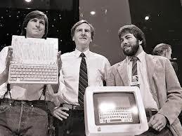 Steve Jobs, Steve Wozniak, Apple