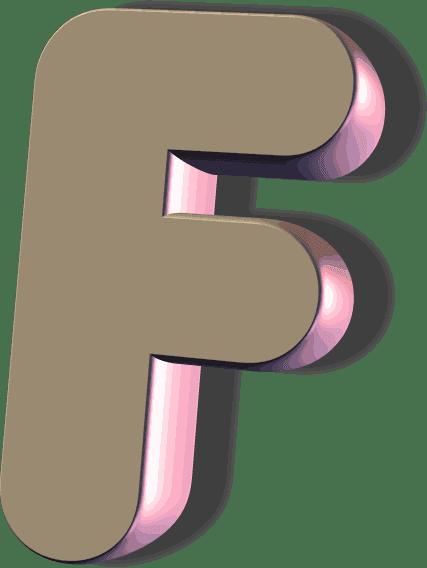 que empiecen con la letra f