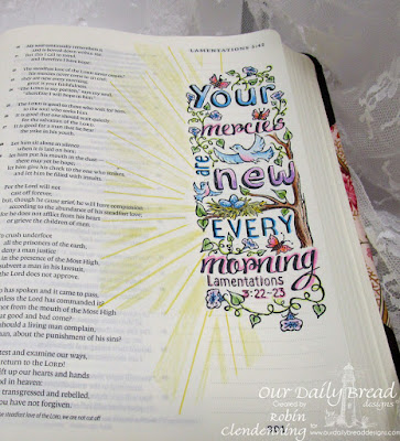 Our Daily Bread Designs Stamp: Your Mercies, Our Daily Bread Designs Custom Dies: Sunburst