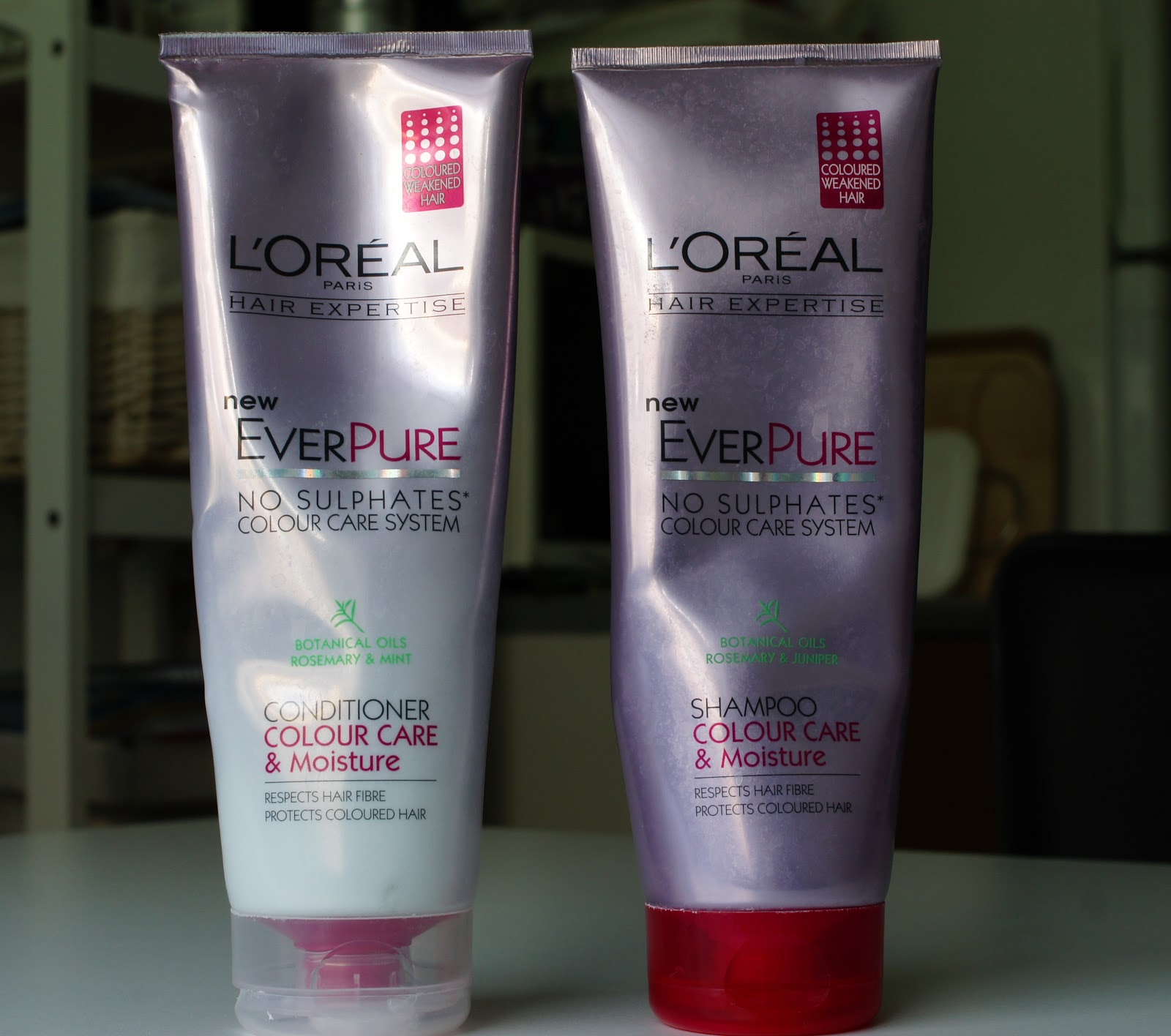 loreal shampoo uden sulfat