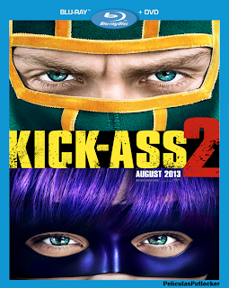 Kick Ass 2 [BrRip][Latino][PL-MG]