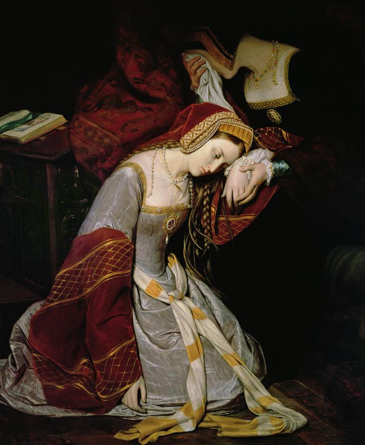 Melody mist ann boleyn in the towers by edouard for Chaise 98 edouard francois