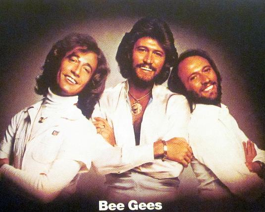 Bee Gees, Saturday Night Fever, 1977