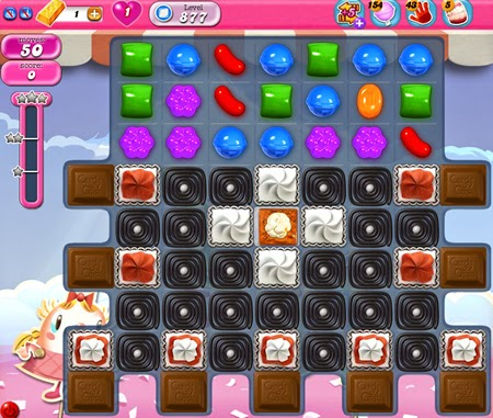 Candy Crush Saga 877