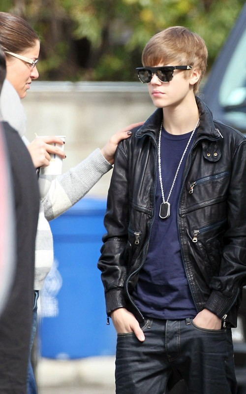 justin bieber that should be me music video with rascal flatts. Justin Bieber was spotted on