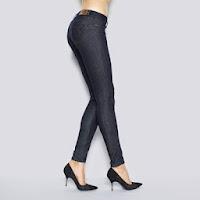Blugi skinny pentru femei