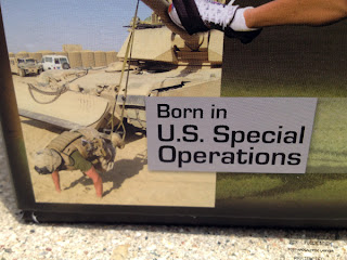 Born in US Special Operations - TRX Suspension Trainer Box Detail