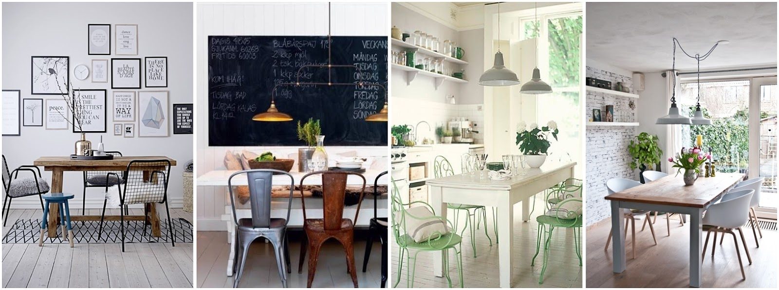 Interior inspiration dining room for Inspiration einrichtung