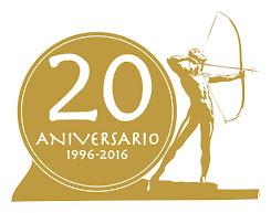 20 Años compartiendo la pasión por la arquería