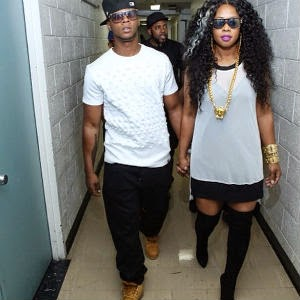 Remy Ma & Papoose At 106 & Park Studio