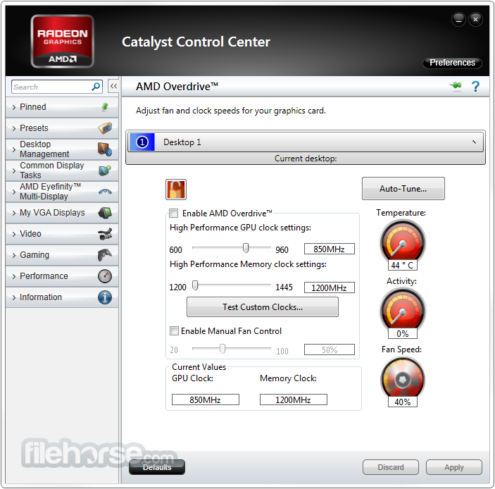 Ati Catalyst Driver Free Download